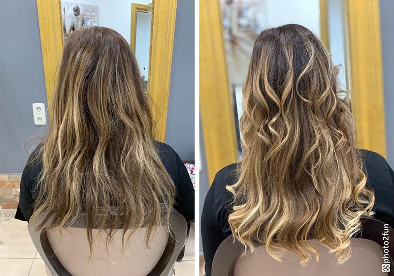 Friseur haarverlangerung gera